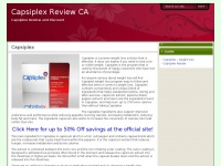 capsiplexreview.ca Thumbnail