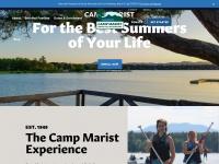 campmarist.org Thumbnail