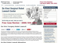 davincisurgery-lawsuit.com