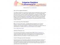 Vulgarianramblers.org