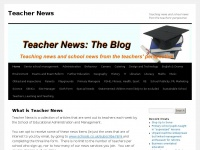 Teachernews.org.uk