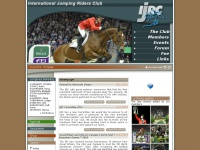 International Jumping Riders Club - Taking the equestrian sport to a higher level.