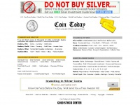 Coin Today : Daily Numismatic And Gold Investment News