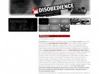 disobediencearchive.com