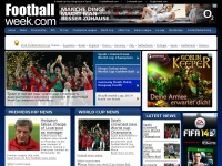 Football Week   Football Fixtures, News and Results from Football Week