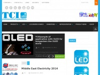 TCI professional led applications |