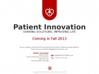 patient-innovation.com