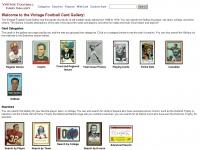 footballcardgallery.com