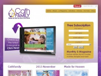 cathfamily.org Thumbnail