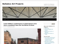 Baibakov Art Projects | a platform for contemporary culture in russia and abroad