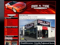 Magandtyre.co.nz