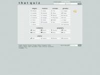 Thatquiz.org - Math