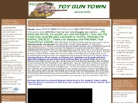Toy Gun Town - Toy Guns - Cap Gun - Holster - American USA Made - Wild West Toys - Categories