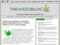 theweedblog.com