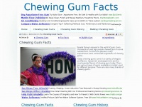 chewinggumfacts.com