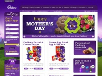 cadburygiftsdirect.co.uk Thumbnail