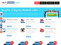 Ubuyfacebooklikes.co.uk
