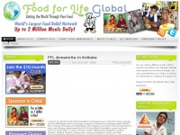 Food for Life Global - World's largest vegan food relief