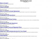thirstypilgrim.com