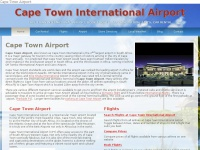 capetown-airport.co.za Thumbnail