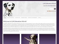 luadalmatians-world.com