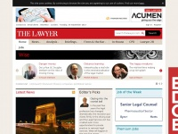 thelawyer.com