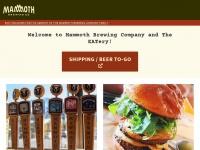 mammothbrewingco.com