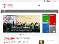 Tunisiainvestmentforum.tn