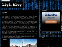 ligi's Blog