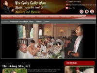 Thegullygullymansmagic.co.uk
