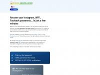 passwordrevelator.net Thumbnail