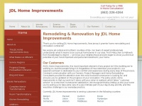 jdlhomeimprovements.com