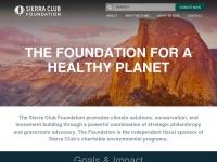 Sierraclubfoundation.org