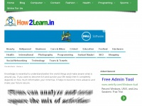 how2learn.in