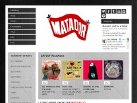 matadorrecords.com