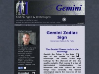 Gemini Zodiac Sign - the Gemini Horoscope Traits