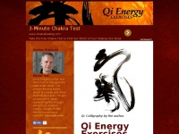 Qi Energy Exercises - Increase Your Qi (Chi) Energy Flow