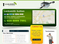 Samlocksmithsutton.co.uk