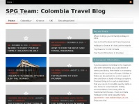 SPG Team: Colombia Travel Blog