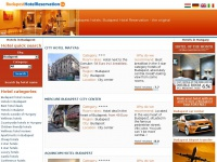budapesthotelreservation.hu Thumbnail
