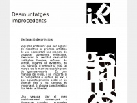 desmuntatgesimprocedents.wordpress.com