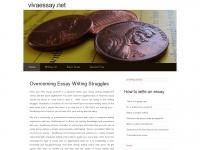 vivaessay.net Thumbnail