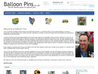 Balloonpins.co.uk