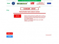 cancerstat.org Thumbnail