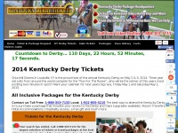 kentuckyderbytickets.org Thumbnail