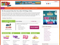 UK Bingo Sites | Play Bingo Online | Best Sites & Offers