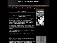 firstclasslimoservice.net