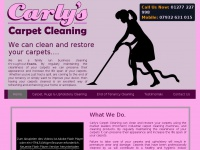 carlyscarpetcleaning.co.uk Thumbnail