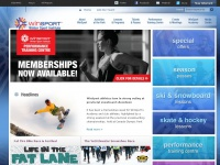 WinSport - Winter Sport Institute - Home