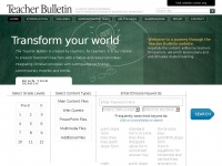 Teacherbulletin.org